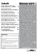 langweilig? Nicht bei uns! - Jusos Hochschulgruppe Münster - Seite 3