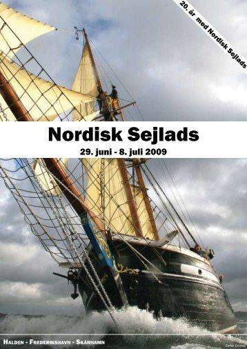 8. juli 2009 - Nordisk Sejlads