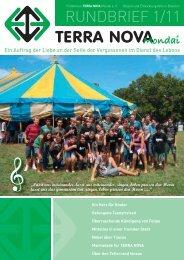 Hilfe – alles ist weg! - Terra Nova Mondai eV