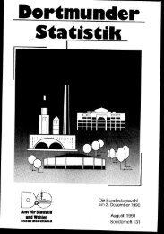 1991: Die Bundestagswahl 1990 (Publikation 131) [pdf, 9 - Dortmund