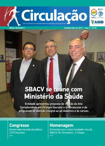 Ministério da Saúde - SBACV