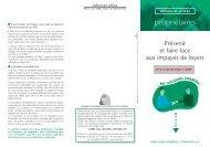 Prévenir et faire face aux impayés de loyers - Anil