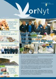 VorNyt 20, marts 2012 - Vordingborg Kommune