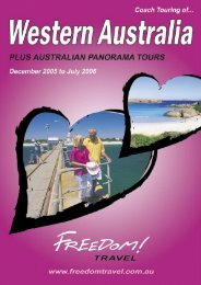 all about western australia