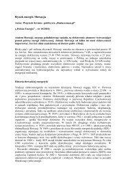 Rynek energii: Słowacja - CIRE.pl