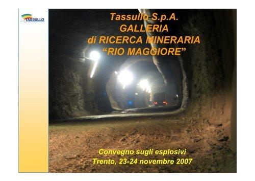 Ing. Franzinelli - Geologico