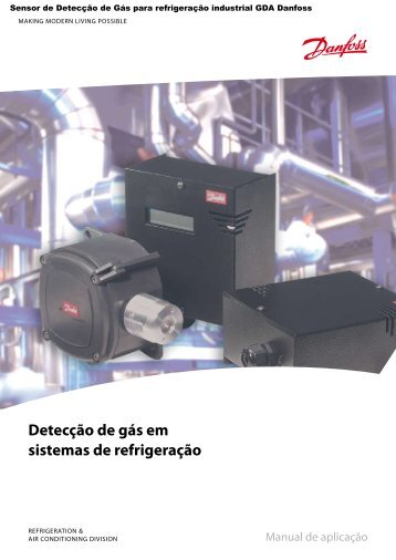GDA Sensor de Detecção de Gás - Nepin Acessórios Industriais