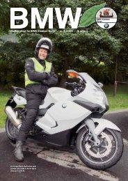 Medlemsblad for BMW Klubben Norge – nr. 3-2009 – 9. årgang Me ...