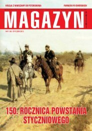 150. ROCZNICA POWSTANIA STYCZNIOWEGO - Kresy24.pl