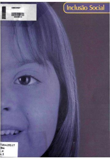 inclusão social, módulo - Livros Grátis