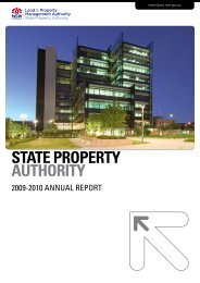 Complete annual report 2009-10 - Land - NSW Government