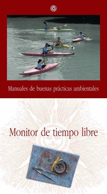 Monitor de tiempo libre - Navarra