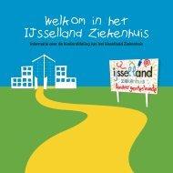 Brochure kinderafdeling - IJsselland Ziekenhuis