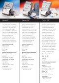 Datenblatt Cameo 2 & Cameo 3 - Seite 3