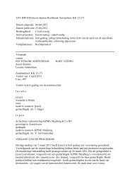 Rechtbank Amsterdam, KK 12-271, 6 april 2012 - Accountancy Nieuws