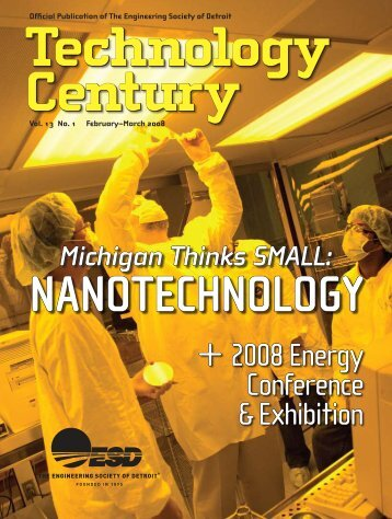 Technology Century V.13 N.1 - ESD