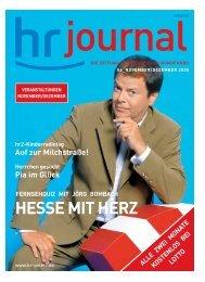 HESSE MIT HERZ - Hessischer Rundfunk