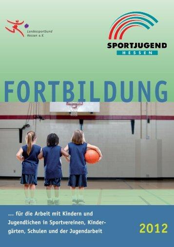 Jahresprogramm 2-2009 - Sportjugend Hessen