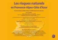 Les risques naturels en Provence-Alpes-Côte d'Azur - Webissimo