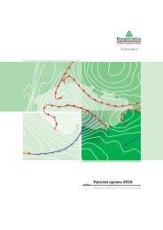 Výroční zpráva 2010 (PDF, 9.73 MB) - Kooperativa, pojišťovna, a.s.