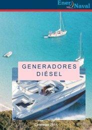 GENERADORES DIÉSEL - EnerNaval Ibérica, SL