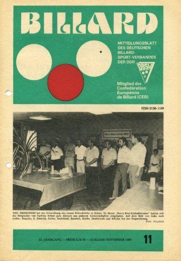 November 1987