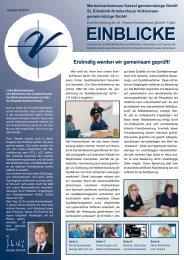 Übersicht Fortbildungsprogramm 2. Halbjahr 2010 - St. Elisabeth ...