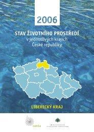 Liberecký kraj (PDF, 725 kB) - CENIA, česká informační agentura ...