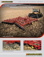 primary tillage tools 4213 coulter chisel - AGCO Iron