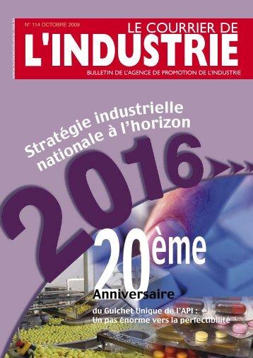 Dossier - Tunisian Industry Portal
