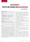 Dossier - Tunisian Industry Portal - Page 4