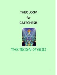 The Reign of God - Archdiocese of St Andrews and Edinburgh