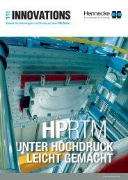 innovations 111 - Hennecke GmbH