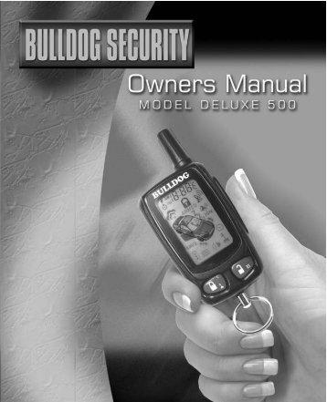 Deluxe 500 - Bulldog Security