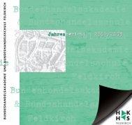 Jahresbericht 2002/2003 - HAK Feldkirch