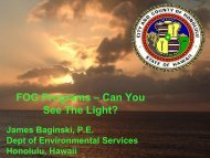 FOG Programs – Can You See The Light?