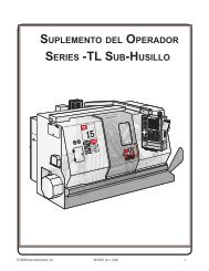 96-0037L sp.indd - Haas Automation, Inc.