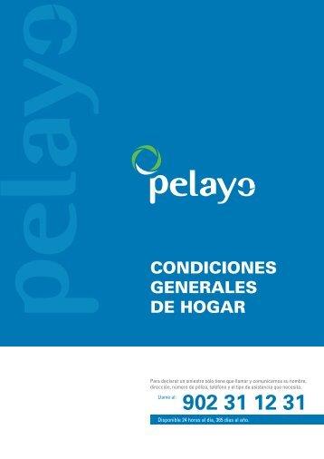 CONDICIONES GENERALES DE HOGAR - Seguronline.com