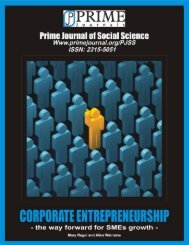 Full Article (PDF) - Prime Journals