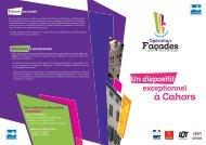 Voir brochure - Cahors