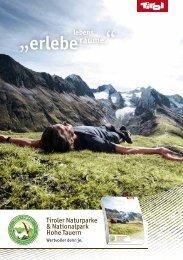 im Naturpark Tiroler Lech