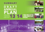 DRAFT ANNUAL - Palmerston North City Council