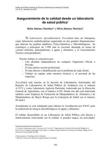 Jiménez Martínez, B. y Jiménez Martínez, S. - Instituto de Academias ...