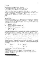 1 Cours1CB Structure informationnelle et stratégie discursives ...
