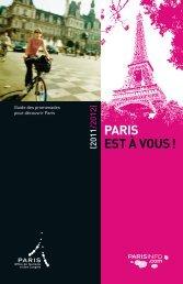 Paris est à vous ! 2011-2012 (PDF) - Le Café de la Paix