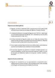 PAC SAGUNTO-CAP-08-Conclusiones y análisis DAFO.pmd - Pateco