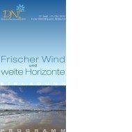 Frischer Wind weite Horizonte - Baltic Green Belt