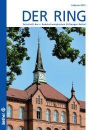 Februar 2012 - v. Bodelschwinghsche Stiftungen Bethel