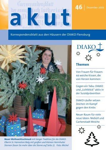 Akut 46 (01).indd - DIAKO Flensburg