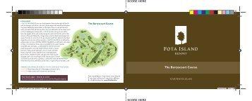 The Barryscourt Course - Fota Island Resort